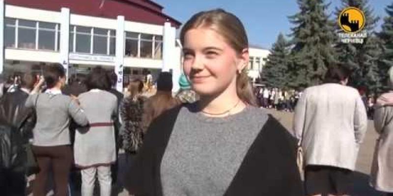 Вбудована мініатюра для У Новоселиці понад 400 учнів 8-9 класів мали можливість познайомитися з різними професіями